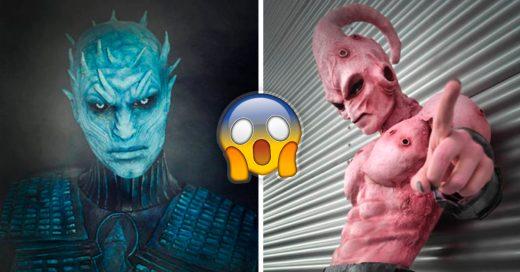 Cover Se disfraza de personajes famosos y su transformación es fantástica