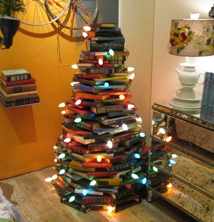 rbol de navidad creativo - Arbolitos De Navidad