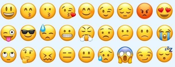 dia emojis