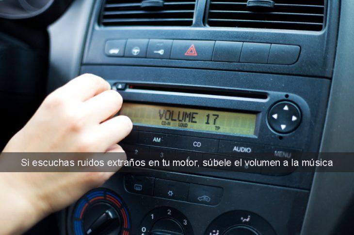 sube el volumen