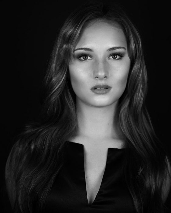 La doble de Jennifer Lawrence