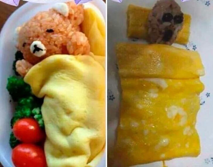 comida fea
