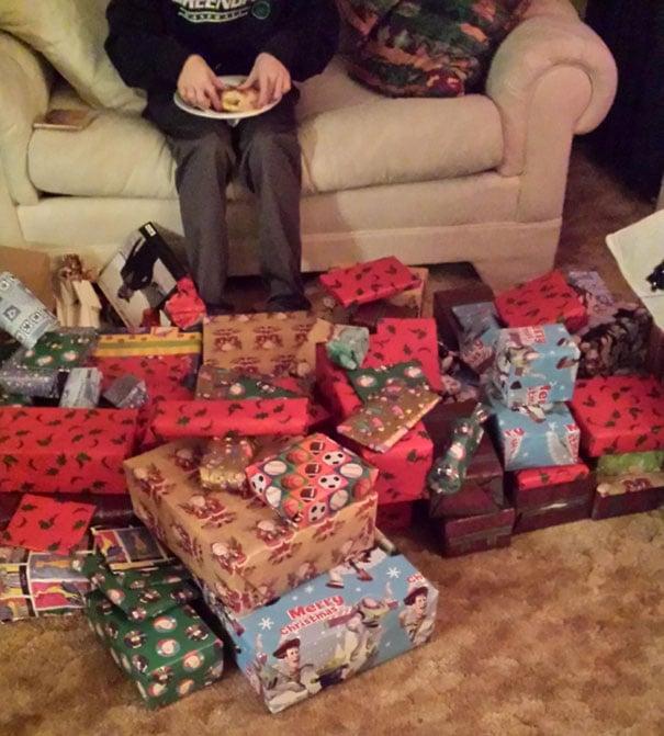100 regalos