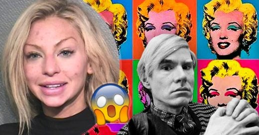 Cover Obras de Andy Warhol destruidas por una borracha