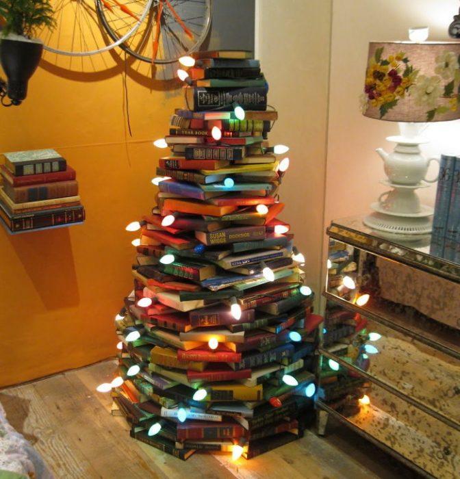 arbol libros