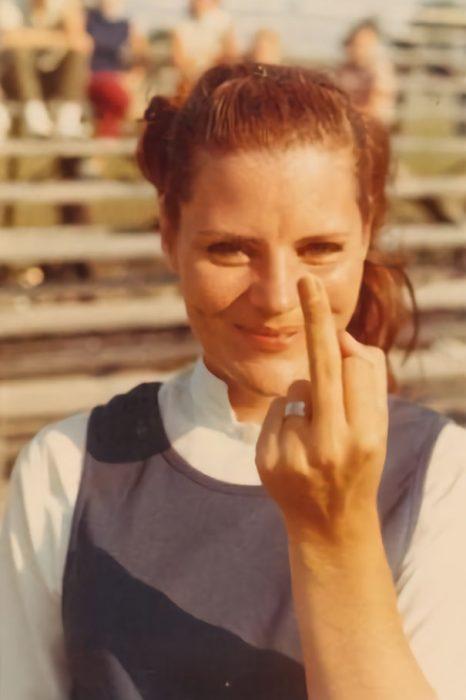 abuela dedo