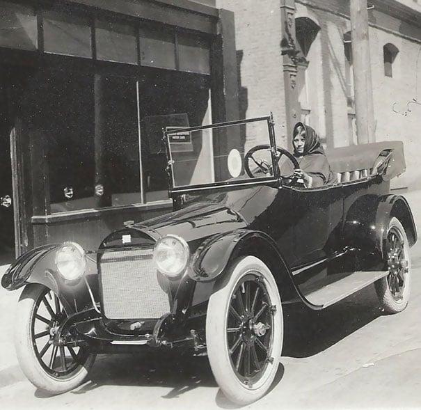 abuela carro