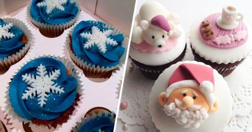 Cover Creativos cupcakes ideales para esta temporada navideña