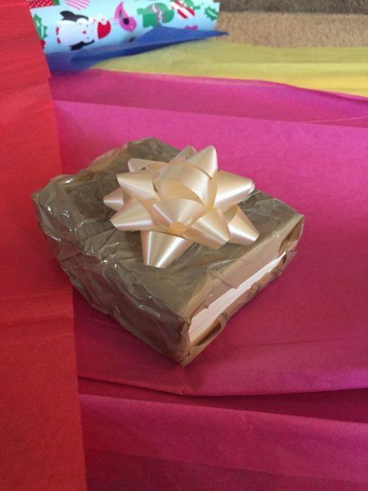 regalo cinta canela