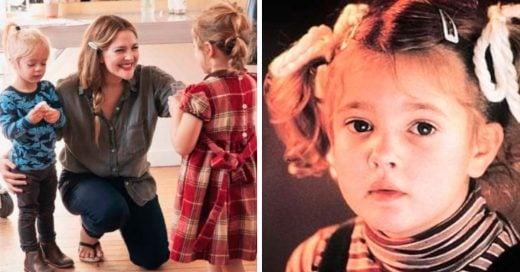 Cover Drew Barrymore comparte foto de su hija mayor y la niña se ve igualita a su mamá