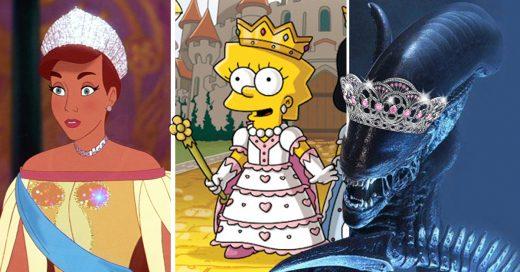 Cover personajes de la fox que ahora serán princesas disney