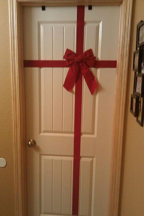 puerta regalo