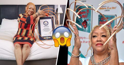 Cover Esta mujer ganó uno de los récord guinness más repulsivos del mundo