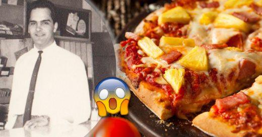 Cover Historia de la pizza con piña