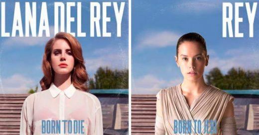 Cover Star Wars invade las portadas de los mejores disco