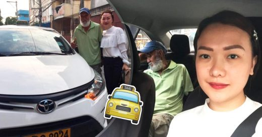 Cover manejó el taxi por el taxista porque el señor estaba muy cansado