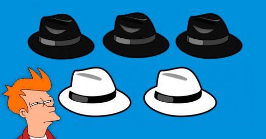 Cover El acertijo de los 5 sombreros. ¿Eres capaz de resolverlo?