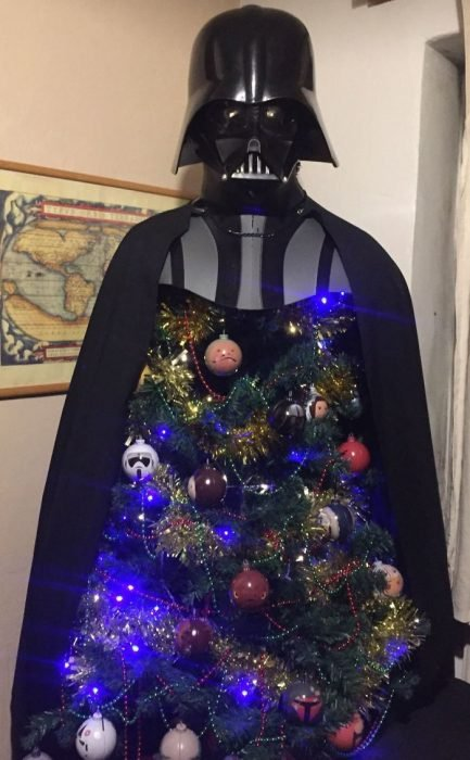 darth vadder arbol