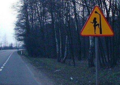 anuncio carretera