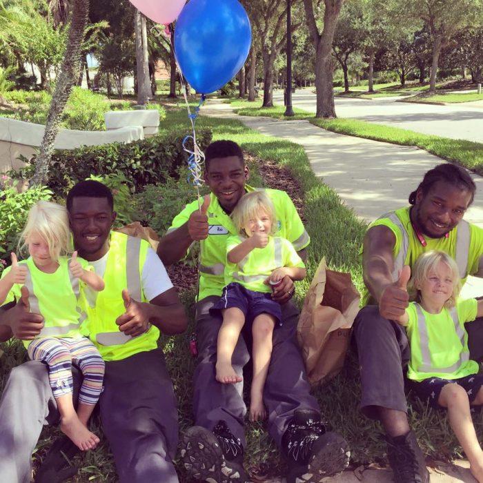 niños y recolectores