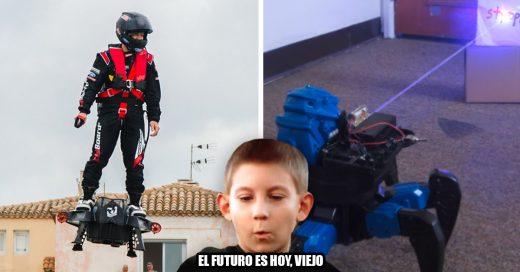 Cover imágenes que demuestran que ya vivimos en el futuro