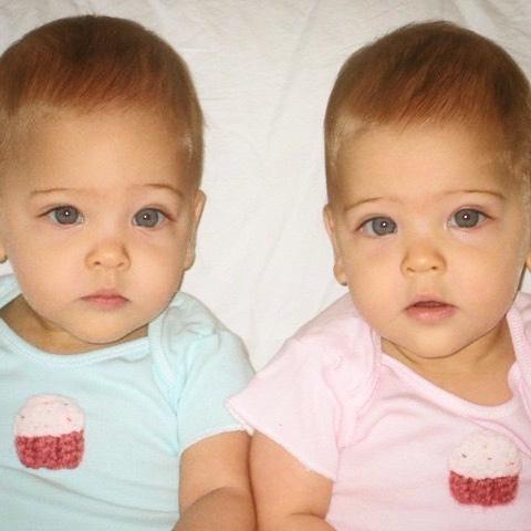 gemelas bebes