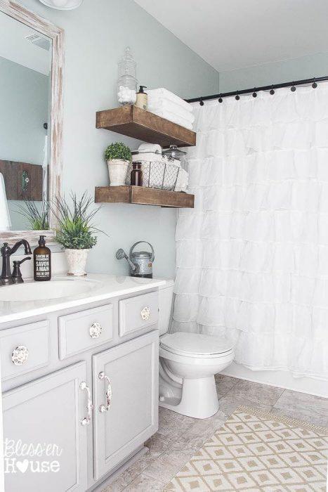 trucos sencillos baño
