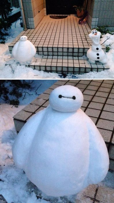 nieve olaf