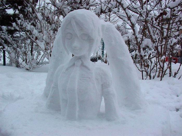 nieve anime
