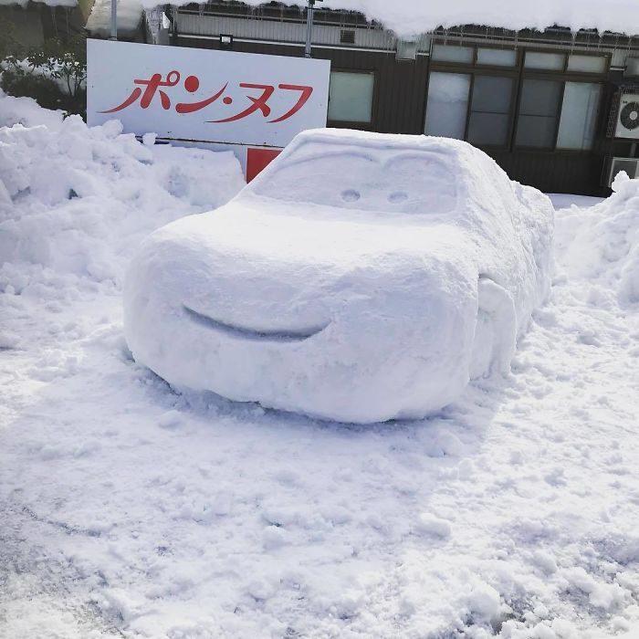 nieve cars