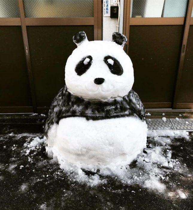 nieve panda