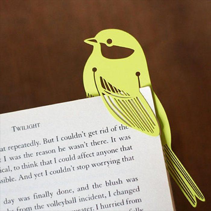 Los separadores de libros más bonitos