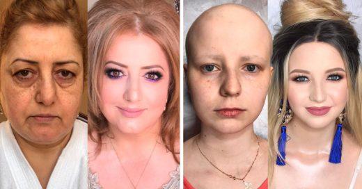 Cover Transformaciones que les devolvieron la fe en sí mismas a estas mujeres