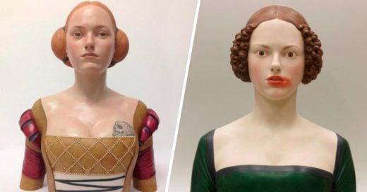 Cover Esculturas renacentistas y su fusión con el arte moderno