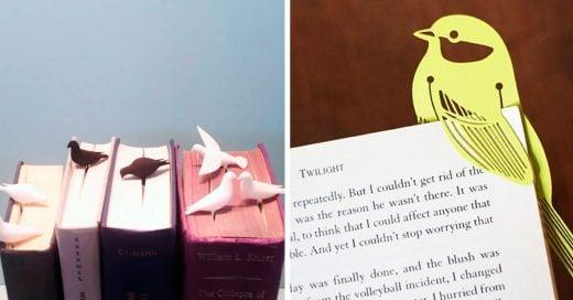 Cover Preciosos separadores de libros para nunca dejar la lectura