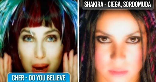 Cover Canciones que no dejabas de cantar en 1998