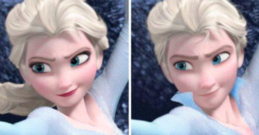 Cover Personajes de Disney en su versión de cambio de género