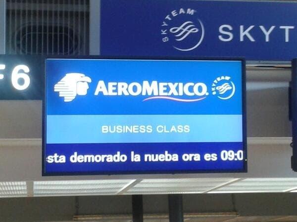 aeromexico anuncio