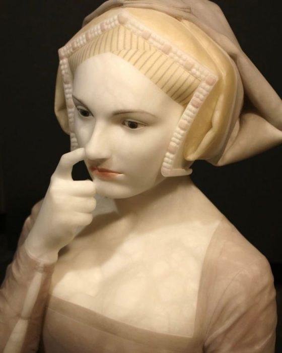modernas esculturas del renacimiento