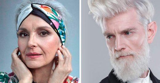 Cover Modelos que te robarán el corazón sin ocultar su avanzada edad