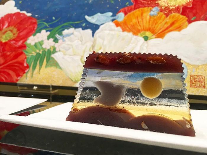 postre gelatina japonesa