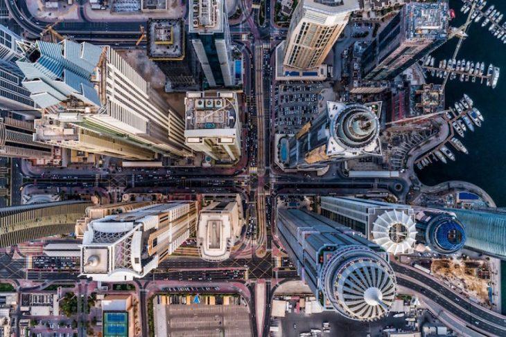 Las mejores fotos en dron 2017