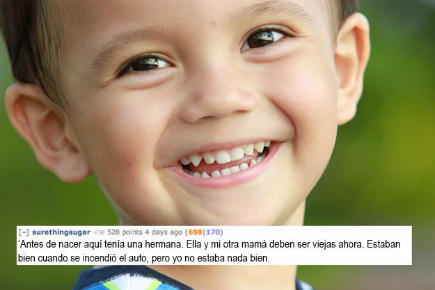 frases perturbadores de niños