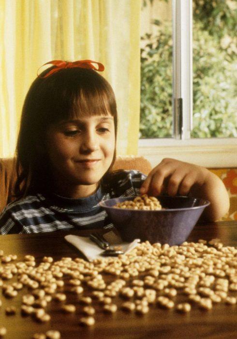 cereal matilda