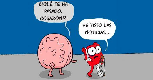 Cover corazón vs cerebro