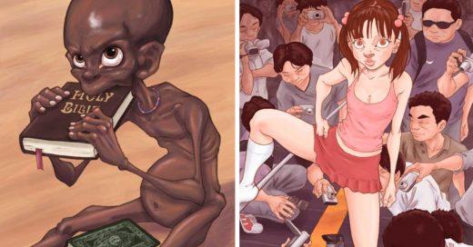Cover Imágenes que te harán reflexionar sobre la triste raza humana