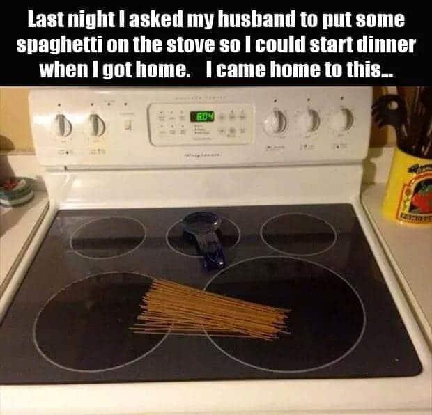 espagetis