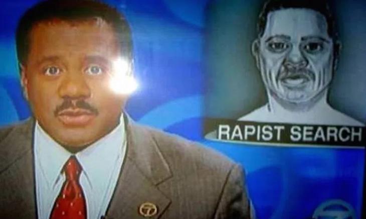 hombre en noticias