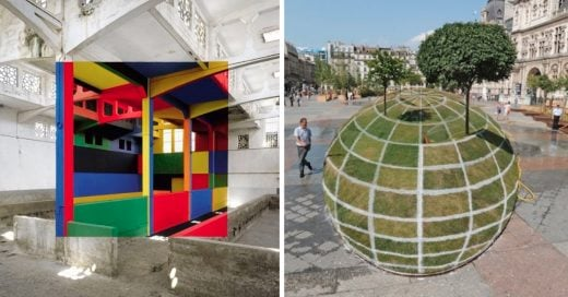 Cover Fascinantes ilusiónes hechas por artistas urbanos
