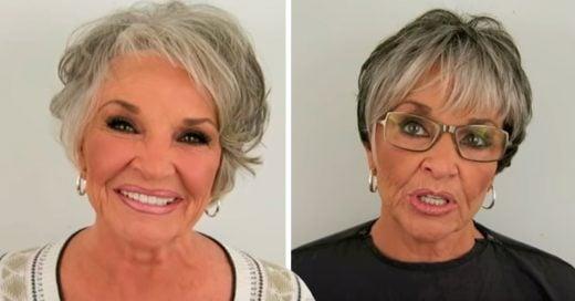 Cover Mujer de 73 años duró 50 años sin que nadie la viera sin maquillaje